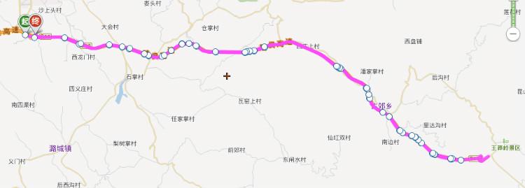 凯立德地图多走60公里.jpg
