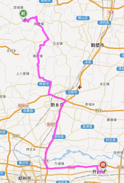 凯立德地图青龙到开封.png