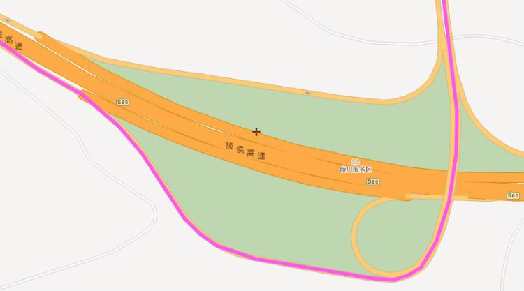 凯立德地图错进陵川服务区png.png