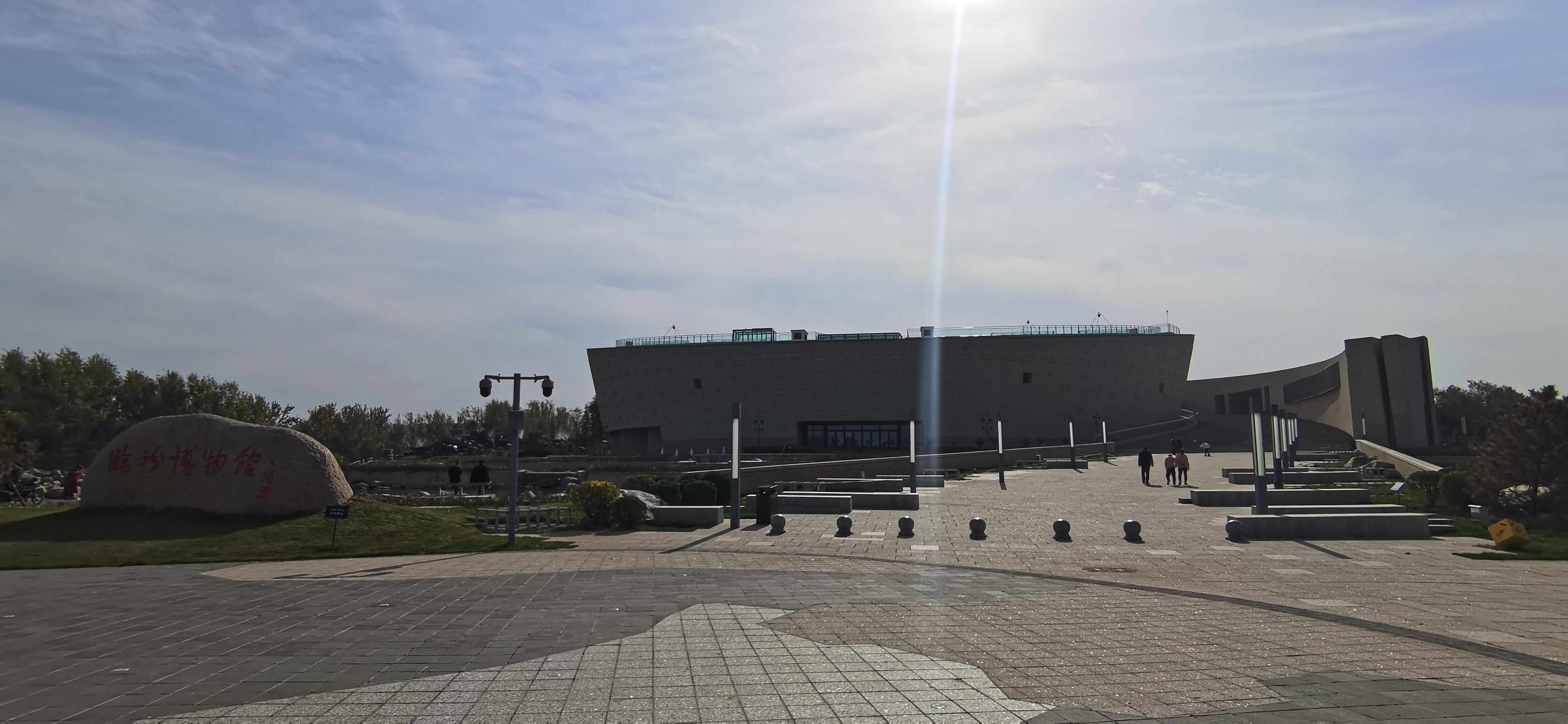 参观临汾市博物馆Linfen Museum