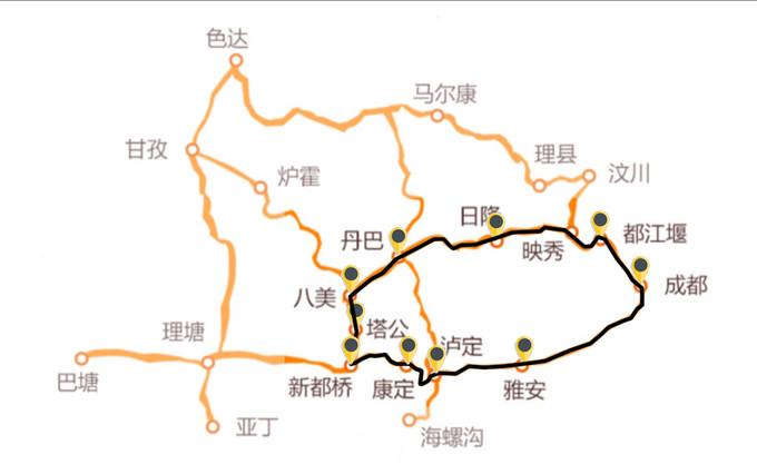 2021年五一节期间旅游线路规划